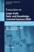 Cover-Bild zu Transactions on Large-Scale Data- and Knowledge-Centered Systems XXXII (eBook) von Hameurlain, Abdelkader (Hrsg.)