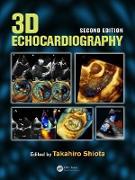 Cover-Bild zu 3D Echocardiography (eBook) von Shiota, Takahiro (Hrsg.)