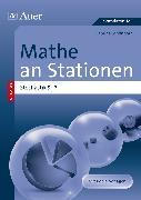 Cover-Bild zu Mathe an Stationen Spezial Stochastik 5-7 von Schönborn, Sabrina
