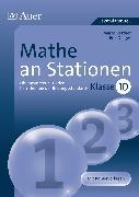 Cover-Bild zu Mathe an Stationen von Bettner, Marco