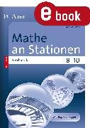 Cover-Bild zu Mathe an Stationen SPEZIAL Stochastik 8-10 (eBook) von Huttel, Katrin