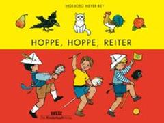 Cover-Bild zu Hoppe, hoppe, Reiter von Meyer-Rey, Ingeborg