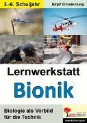 Cover-Bild zu Lernwerkstatt Bionik (eBook) von Brandenburg, Birgit
