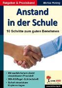Cover-Bild zu Anstand in der Schule (eBook) von Herzog, Marisa