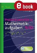 Cover-Bild zu Problemorientierte Mathematikaufgaben Kl. 9-10 (eBook) von Hinkeldey, Dietrich