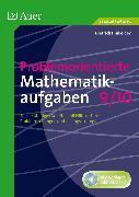 Cover-Bild zu Problemorientierte Mathematikaufgaben 9/10 von Hinkeldey, Dietrich
