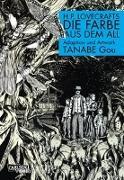 Cover-Bild zu Tanabe, Gou: H.P. Lovecrafts Die Farbe aus dem All