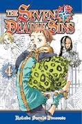 Cover-Bild zu Suzuki, Nakaba: The Seven Deadly Sins 04