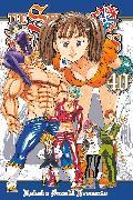 Cover-Bild zu Suzuki, Nakaba: The Seven Deadly Sins 40