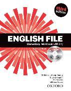 Cover-Bild zu English File third edition: Elementary: Workbook with iChecker with key