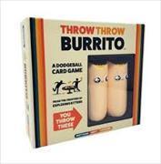 Cover-Bild zu Throw Throw Burrito (De)