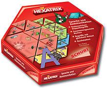 Cover-Bild zu Wagner, Kira (Idee von): Hexatrix - Sprache und Kommunikation