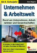 Cover-Bild zu Wagner, Kira: Unternehmen & Arbeitswelt (eBook)