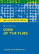 Cover-Bild zu Lord of the Flies (Herr der Fliegen) von William Golding (eBook) von Hasenbach, Sabine