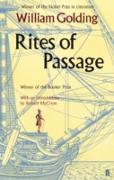 Cover-Bild zu Rites of Passage (eBook) von Golding, William
