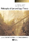 Cover-Bild zu The Blackwell Guide to the Philosophy of Law and Legal Theory (eBook) von Edmundson, William A. (Hrsg.)