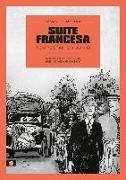 Cover-Bild zu Moynot, Emmanuel: Suite Francesa (Novela Gráfica) / Suite Française: Storm in June: A Graphic Novel
