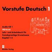 Cover-Bild zu Vorstufe Deutsch 1 von Büchler-Dreszig, Susanne