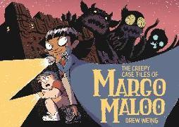 Cover-Bild zu Weing, Drew: The Creepy Case Files of Margo Maloo
