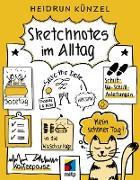 Cover-Bild zu Sketchnotes im Alltag (eBook) von Künzel, Heidrun