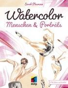 Cover-Bild zu Watercolor Menschen & Porträts (eBook) von Plaumann, Sarah