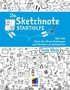Cover-Bild zu Die Sketchnote Starthilfe von Wehr, Tanja