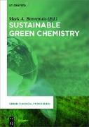 Cover-Bild zu Sustainable Green Chemistry (eBook) von Mio, Matthew (Beitr.)