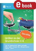 Cover-Bild zu Größen in der Grundschule Gewichte 3-4 (eBook) von Rusch, Juliane