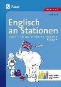 Cover-Bild zu Englisch an Stationen 4 Inklusion (eBook) von Klügel, Timo
