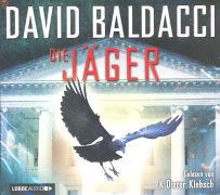Cover-Bild zu Die Jäger von Baldacci, David