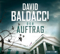Cover-Bild zu Der Auftrag von Baldacci, David