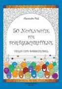 Cover-Bild zu 50 Notenwitze für Fortgeschrittene von Fink, Alexandra