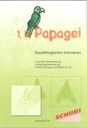 Cover-Bild zu 1, 2, Papagei von Fink, Alexandra
