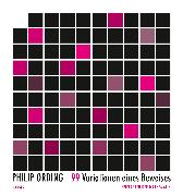 Cover-Bild zu 99 Variationen eines Beweises von Ording, Philip