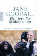 Cover-Bild zu Ein Herz für Schimpansen von Goodall, Jane