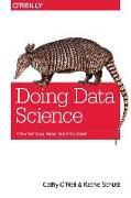 Cover-Bild zu Doing Data Science von Schutt, Rachel