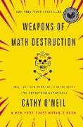 Cover-Bild zu Weapons of Math Destruction von O'Neil, Cathy