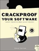 Cover-Bild zu Crackproof Your Software von Cerven, Pavol