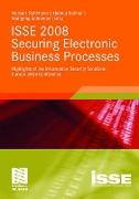 Cover-Bild zu ISSE 2008 Securing Electronic Business Processes von Pohlmann, Norbert (Hrsg.)