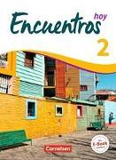 Cover-Bild zu Encuentros Hoy 2. Schülerbuch von Goreczka-Hehl, Carolina