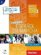 Cover-Bild zu Nuevo Español en marcha A1-A2. Nivel Básico. Libro del alumno von Castro Viúdez, Francisca