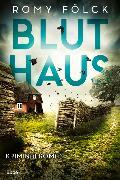 Cover-Bild zu Bluthaus von Fölck, Romy