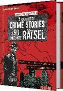 Cover-Bild zu Mord in Seattle - 5 kaltblütige Crime Stories & 90 ungelöste Rätsel von Burbach, Sabrina