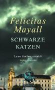 Cover-Bild zu Schwarze Katzen von Mayall, Felicitas