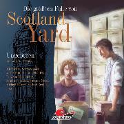 Cover-Bild zu Die größten Fälle von Scotland Yard, Folge 4: Ungeboren (Audio Download) von Masuth, Andreas