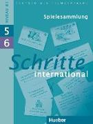 Cover-Bild zu Schritte international 5+6. Spielesammlung von Klepsch, Cornelia