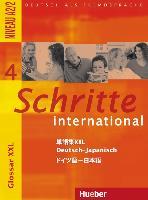 Cover-Bild zu Schritte international 4. A2/2. Glossar XXL Deutsch-Japanisch