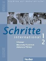 Cover-Bild zu Schritte international 1+2. A1. Glossar Deutsch-Türkisch