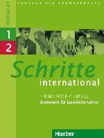 Cover-Bild zu Schritte international 1+2. A1. Grammatik für japanische Lerner von Yahaba, Takashi
