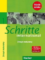 Cover-Bild zu Schritte international 1. A1/1. Glossar XXL Deutsch-Polnisch - Zeszyt maturalny